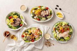 .健康放首位 沙拉在韩人气大涨.