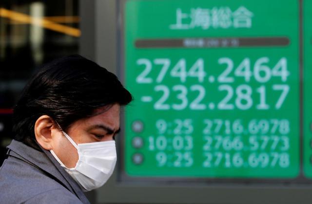[중국증시 마감]홍콩보안법 둘러싼 미·중 갈등 악화에 하락