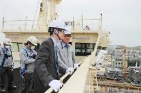 輸出入銀行、造船産業に5.2兆ウォン供給へ