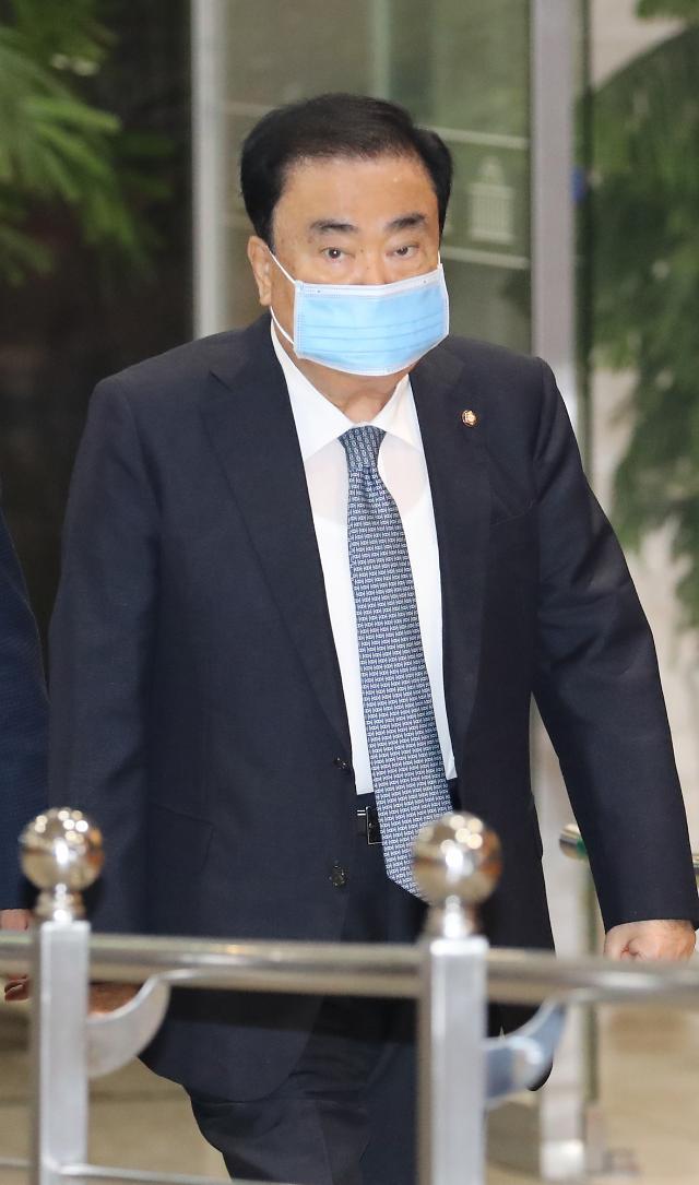 """문희상, '패스트트랙 적법' 헌재 결정에...""""사필귀정"""""""
