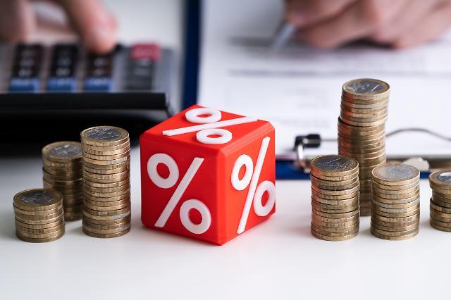 4月韩企融资持续减少 股票债券发行环比减28.8%