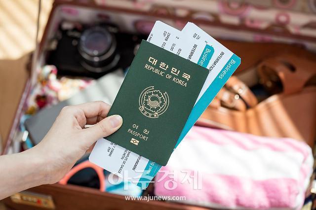 해외여행 필요충분조건은 안전