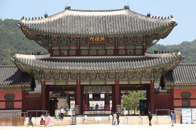 景福宫等王宫王陵即日起休馆至6月14日