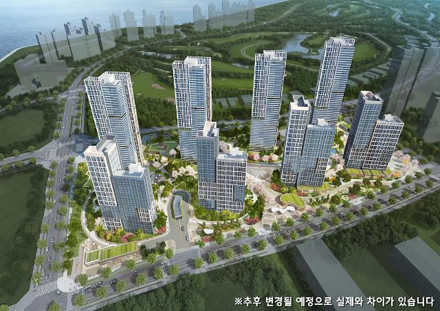 현대건설 힐스테이트 레이크 송도 3차 6월 분양
