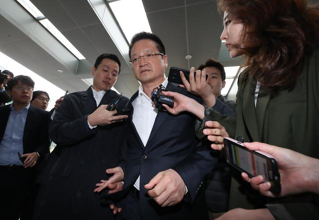 별장 성접대 윤중천 2심서 징역 5년6개월...강간 혐의는 무죄