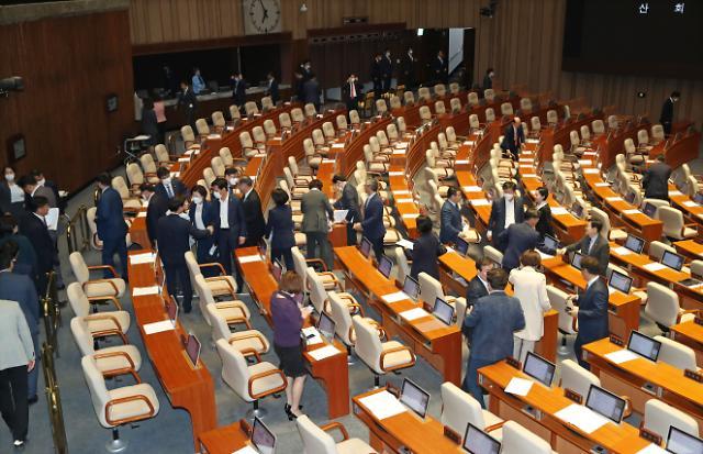 막 내린 20대 국회…법안 최다 발의 의원은?