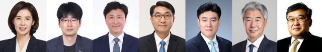 文대통령, 7명 비서관 인사 단행…교육 박경미·의전 탁현민