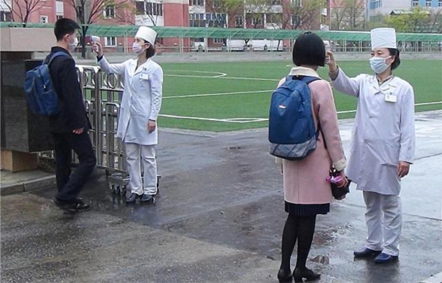朝媒称朝鲜中小学6月初全面开学复课