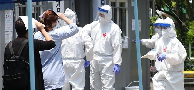 仁川暴发集体感染 确诊人数超15人