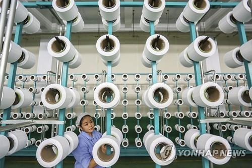 중국 5월 차이신 제조업PMI도 확장 국면 회복