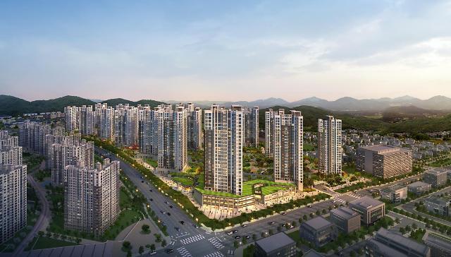 동양건설산업, '오송역 파라곤 센트럴시티' 6월 선봬