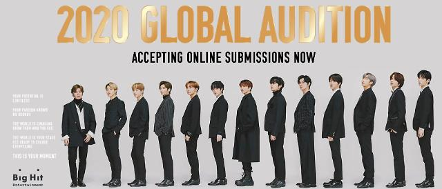 Big Hit launches global audition program to look for next-gen BTS