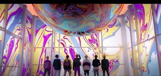 MV DNA của BTS cán mốc 1 tỷ lượt xem trên Youtube