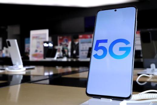 韩国5G服务开通一年 用户数破600万