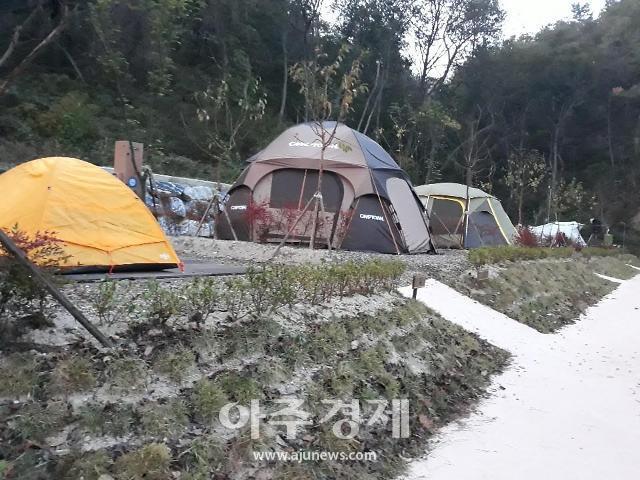 포항시, 포항국민여가캠핑장 6월 1일부터 본격 개장