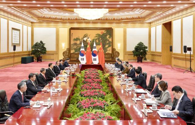 [G2 新냉전] ②또 불똥 튈라…'홍콩 보안법' 언급 조심스러운 文 정부