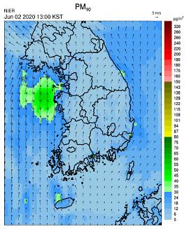 [오늘(2일) 공기 어때?] 전국 미세먼지 '좋음'…낮부터 '비'