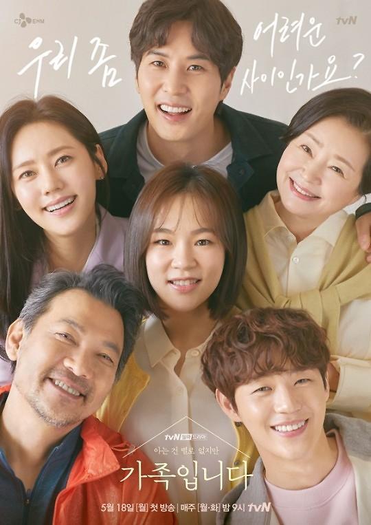秋瓷炫新剧《是一家人》首播收视率3.1%