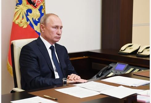 普京宣布修宪全民公投7月1日举行