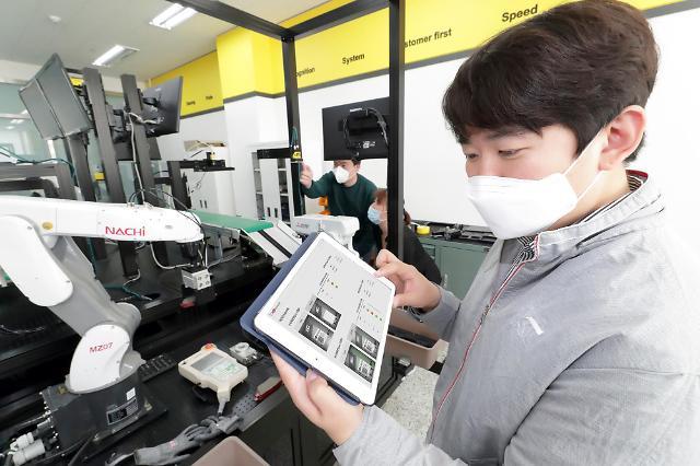 """KT, 5G 스마트팩토리 비전 출시…""""자동차 등 제조업 혁신 기대"""""""
