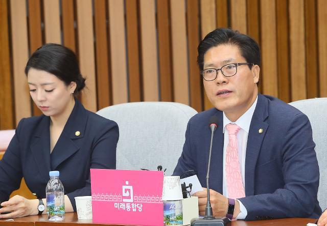송석준, 건설 현장 스마트 안전관리 시스템 도입 1호 법안 발의