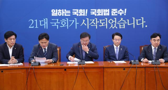 """민주당 """"K방역, '23조 규모' 카타르 LNG선 수주 이끌어"""""""