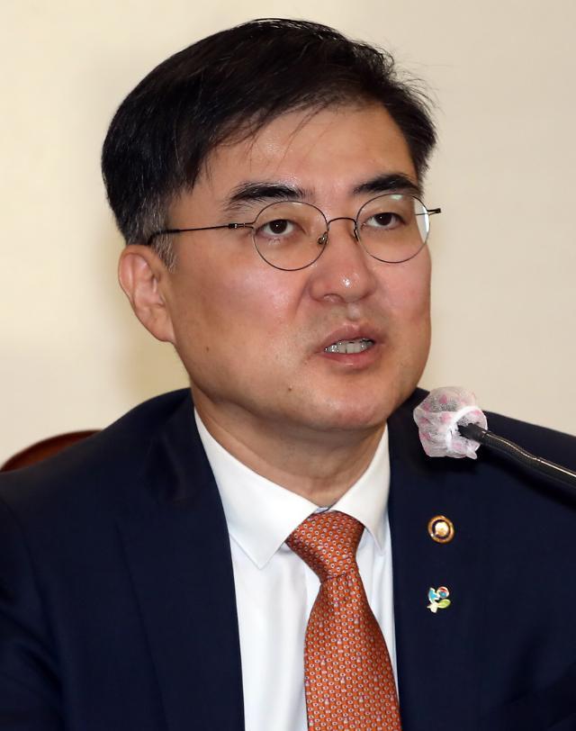 """손병두 금융위 부위원장 """"스톡데일 패러독스 자세 필요해"""""""