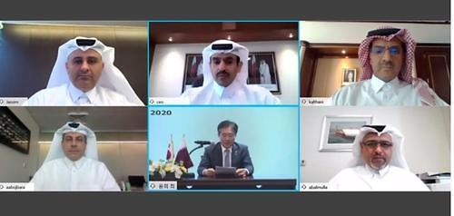韩国三大船企签下卡塔尔LNG船逾千亿大单