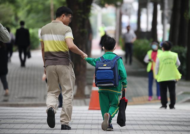 韩国学校将迎第三波返校学生 无症状患者比例增加引担忧