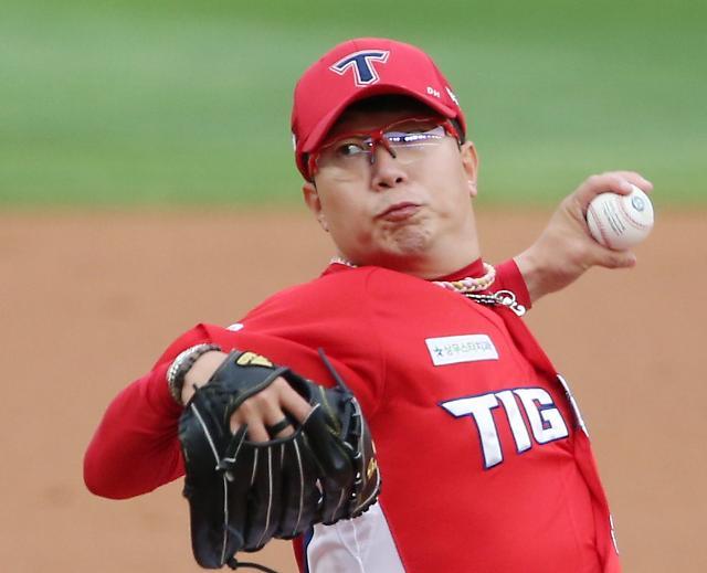 3일 야구 선발 투수 공개····샘슨·양현종, 허윤동·켈리 등