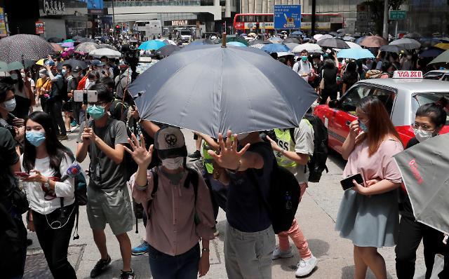 홍콩 국가보안법 강행하는 중국의 속내는?