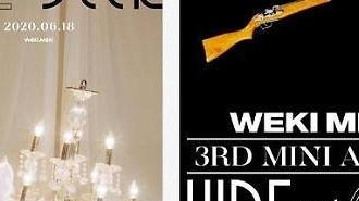 WekiMeki xác nhận trở lại sàn đấu Kpop vào 18/6 với mini album thứ 3 Hide and Seek