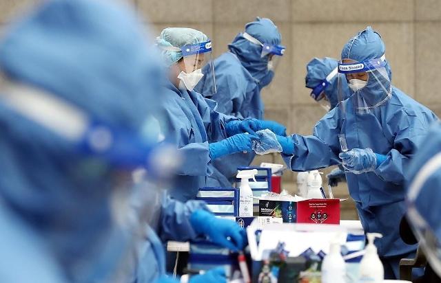 韩新增49例新冠确诊病例 共11590例