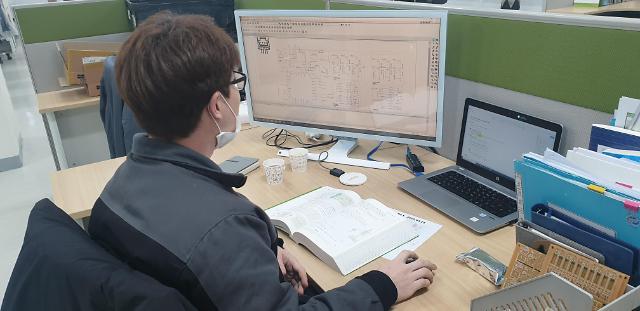 [취업수기]코로나19 취업의 문턱을 넘어 기술 엔지니어가 되었습니다.… 한국폴리텍대학 남인천캠퍼스 로봇전자과  강태영