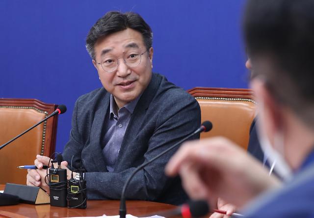 윤호중, 재난 시 한은 회사채 매입 허용하는 한국은행법 발의