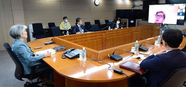 韩国公布新冠疫苗研发计划 与各国分享开发专利权