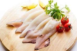 .调查:韩国人最爱吃的水产品是鱿鱼.