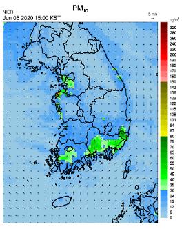 [오늘(5일) 공기 어때?] 전국 미세먼지 '보통'…날씨 맑음