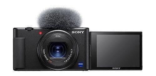 专为Vlog打造的索尼ZV-1将于12日在韩上市