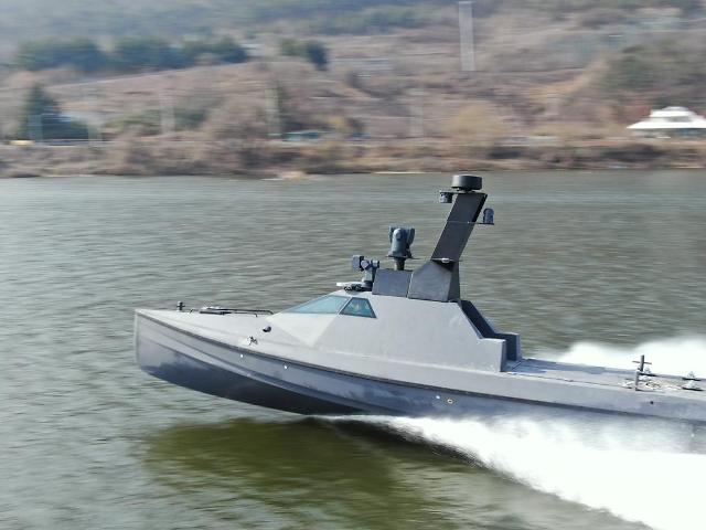 LIG Nex 1 joins state-funded commercialization project of autonomous patrol boat