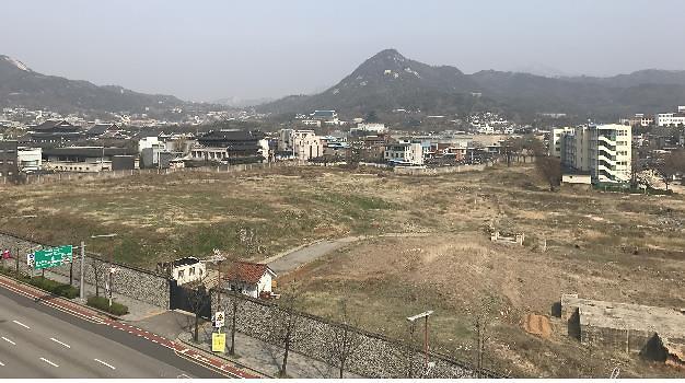 서울시, 송현동 부지 공원화 속도…난감한 대한항공