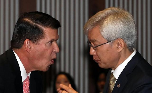 韩美副外长通话 美方介绍经济繁荣网络构想