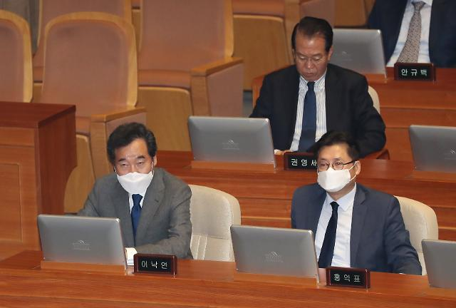 이낙연, 7일 언론인 출신 민주당 의원과 막걸리 회동