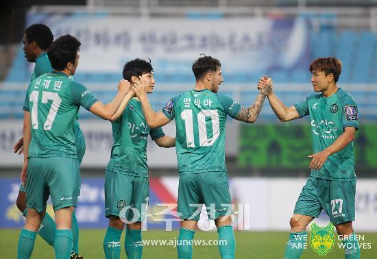 안산그리너스, 시흥 3-0 승리...FA컵 3라운드 티켓 거머줘
