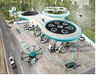 无人机配送创新实证测试于济州岛启动