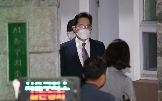 韩法院决定不予批捕三星掌门人李在镕