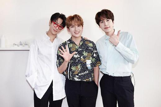Super Junior-K.R.Y迷你专辑横扫29国iTunes榜首
