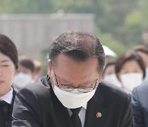 """김부겸 """"6·10항쟁 33주년…사회경제적 민주주의 확대가 과제"""""""