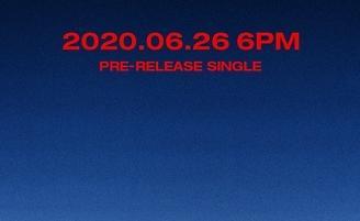 BLACKPINK将于26日携单曲回归