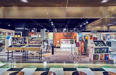 시몬스, 신세계백화점 강남점에 '뷰티레스트 1870' 팝업 오픈…브랜드 체험 극대화